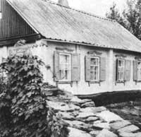 Дом, где жила Ульяна Громова
