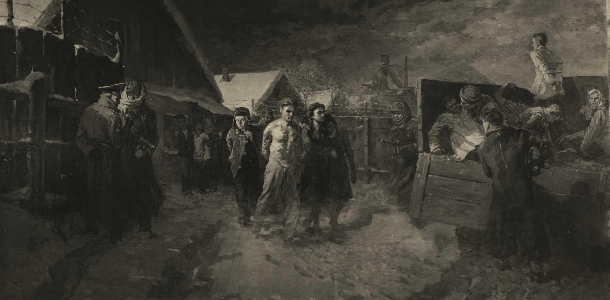 Пытки босых девушек 3 фотография