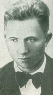 Подпольщик Янис Логин -латышский советскийжурналист и поэт