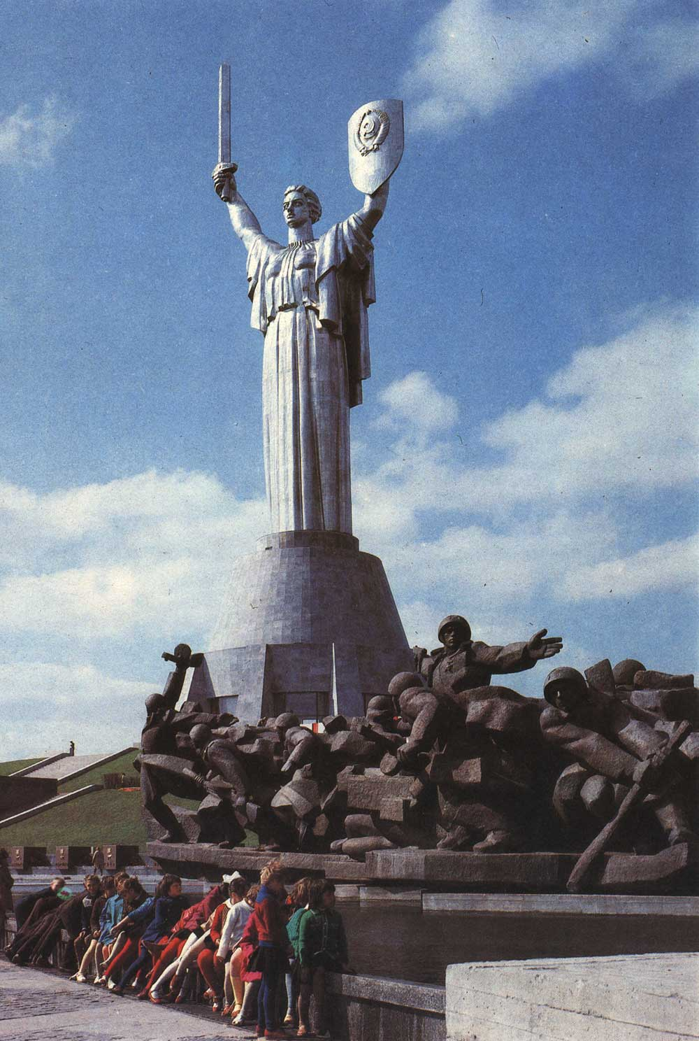 великой отечественной войны памятники фото